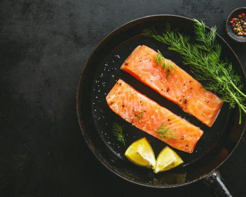 อาหารช่วยบำรุงสายตา ทานได้ทุกเพศทุกวัย เพื่อดวงตาที่สดใสห่างไกลโรค